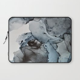 Smoke Show - Alcohol Ink Painting Laptop Sleeve