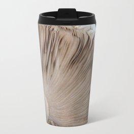 TEXTURES -- Mushroom Uprooted Travel Mug
