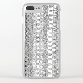 ISA standard design upgraded Clear iPhone Case