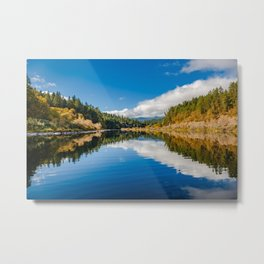 Rogue River Afternoon Metal Print