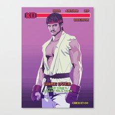 80/90s - Ob Canvas Print