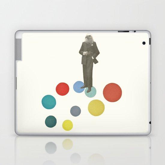 Bird Man Laptop & iPad Skin