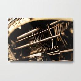 Underbelly Pt. 1 Metal Print