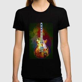 Sounds of music. Guitar. T-shirt