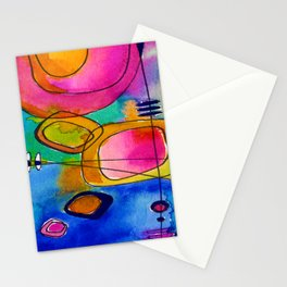 Magical Thinking No. 2B by Kathy Morton Stanion Stationery Cards