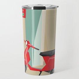 Italian Style Travel Mug
