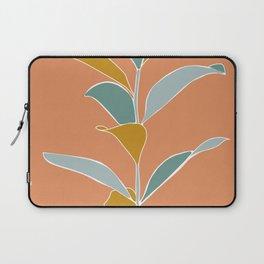slowdown - salmon Laptop Sleeve