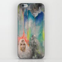 india iPhone & iPod Skins featuring INDIA by Kath Korth