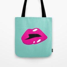 One Kiss Tote Bag
