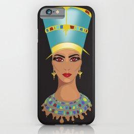 Nefertari iPhone Case
