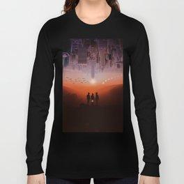 Three missing women by GEN Z Long Sleeve T-shirt