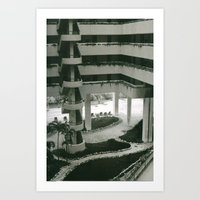 cuba Art Prints featuring CUBA by Ashley J Willson