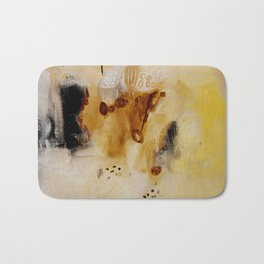 Abstract study on paper  Bath Mat