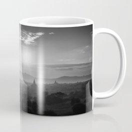 Bagan B&W Coffee Mug