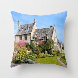 Captivating Property. Throw Pillow