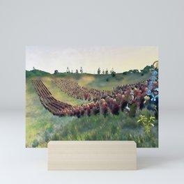 Roman Legion in Battle Mini Art Print