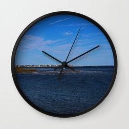 Matanzas River I Wall Clock