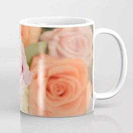 Summer Roses Coffee Mug