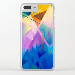Peace Within Clear iPhone Case