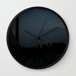 Shooting stars? Wall Clock