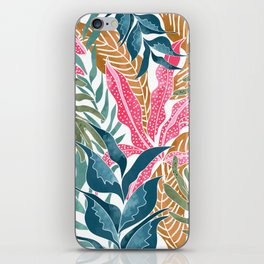 Botanicalia iPhone Skin