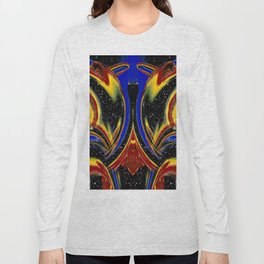 Chromatic Time Warp Voyage Long Sleeve T-shirt
