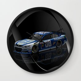 My #DaleJr #Nationwide design. Wall Clock