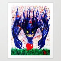Killjoy Art Print