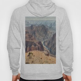 The Grand Canyon Two-dimensional Design Hardcover Theater Furniture Hoody