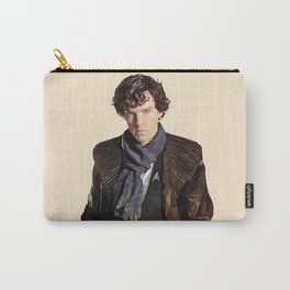 Sherlock Khan Holmes Carry-All Pouch