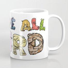 We Are All Weird Coffee Mug