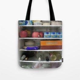 Fridge Candies Oct 1   [REFRIGERATOR] [FRIDGE] [WEIRD] [FRESH] Tote Bag