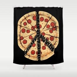 Peacezza Shower Curtain