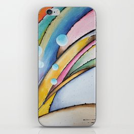 Birth of a Wave iPhone Skin