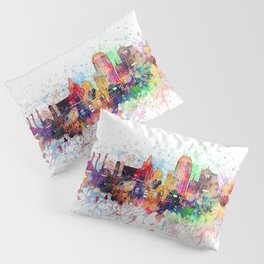 kansas city artistic Pillow Sham