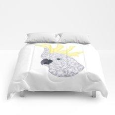 Cockatoo Parrot Comforters