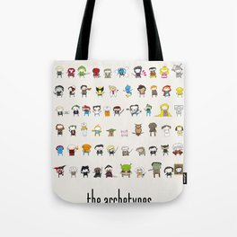 Archetypes Tote Bag