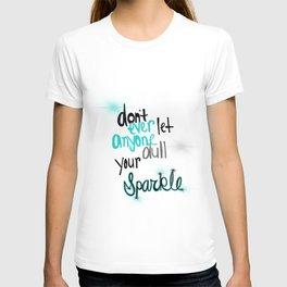 Unique Sparkle T-shirt