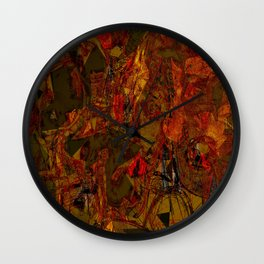 Scale of Demise Wall Clock