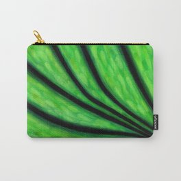 Botanicals & Beauty - Leaf Carry-All Pouch