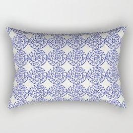 Planepack pattern Rectangular Pillow