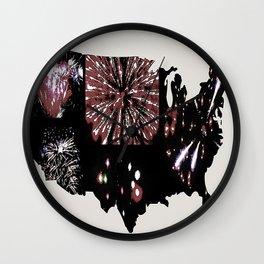 America's Celebration Wall Clock