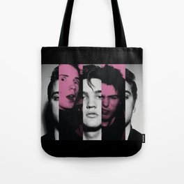 Anarchy - Elvis Sid and Johnny Tote Bag