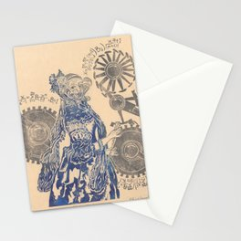Ada, Countess Lovelace, Enchantress of Numbers Stationery Cards