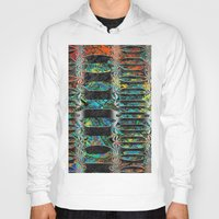 barcelona Hoodies featuring barcelona stripes by donphil