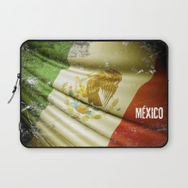 Flag of Mexico Laptop Sleeve