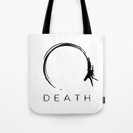 Arrival - Death Black Tote Bag