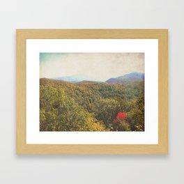 Shenendoah Framed Art Print