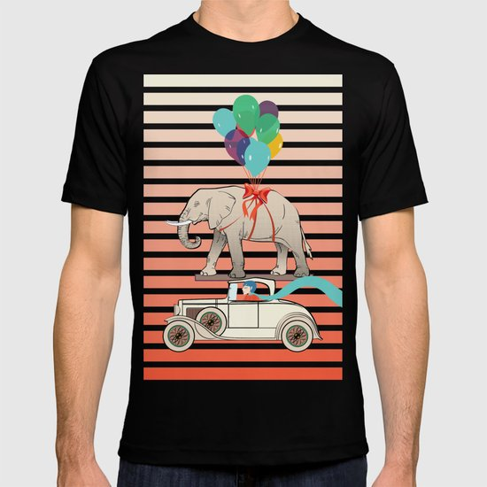 the birthday present T-shirt