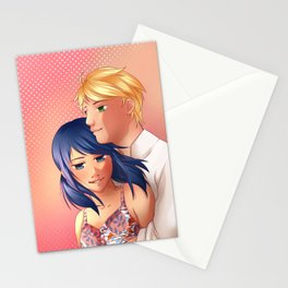 Miraculous Love Stationery Cards